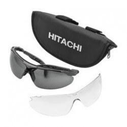 Aizsargbrilles ar maku un papildu stiklu HITACHI