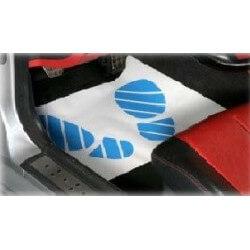 Automobiļa paklājiņi SERWO Paperplast (500 gab.)