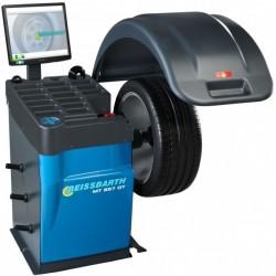 Elektronisks riepu balansēšanas darbgalds BEISSBARTH MT 857 DT
