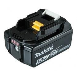 Akumulators MAKITA BL1850 18 V, 5.0 Ah ar indikatoru