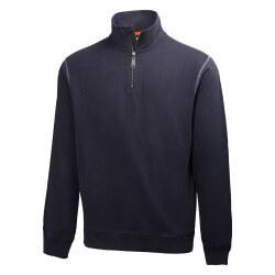 Džemperis Oxford HELLY HANSEN, tumši zils