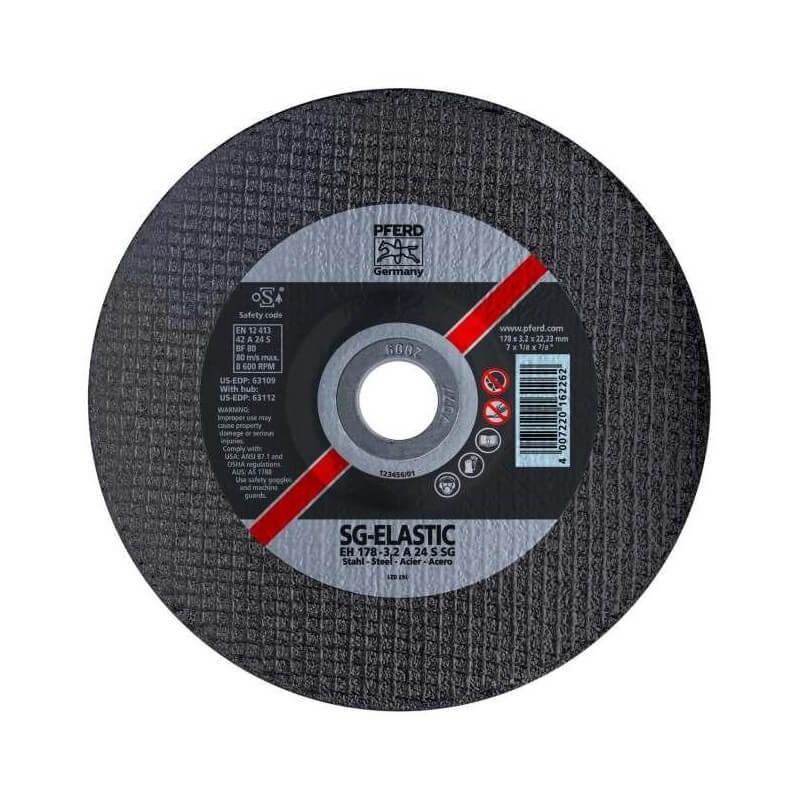 Metala griešanas disks Ø150x3,0x22 mm EH A24S SG PFERD