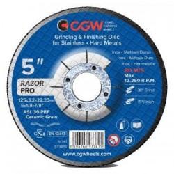 Slīpēšanas disks 125x3.2x22.23 Razor CGW