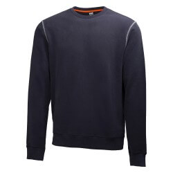 Džemperis Oxford Sweater HELLY HANSEN, tumši zils