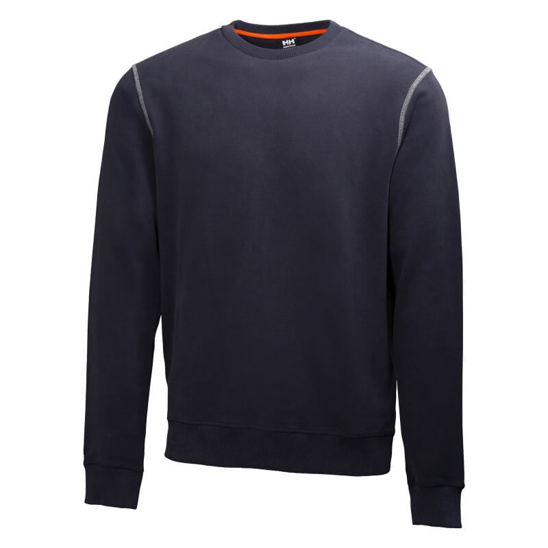 Džemperis Oxford Sweater HELLY HANSEN, tumši zils