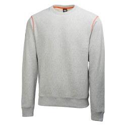 Džemperis Oxford Sweater HELLY HANSEN, pelēks