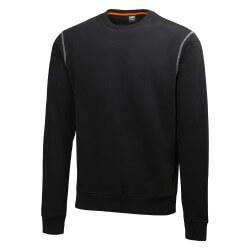 Džemperis Oxford Sweater HELLY HANSEN, melns