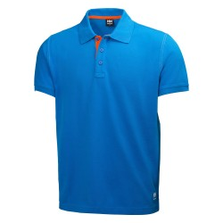 Polo krekls Oxford Polo HELLY HANSEN, zils