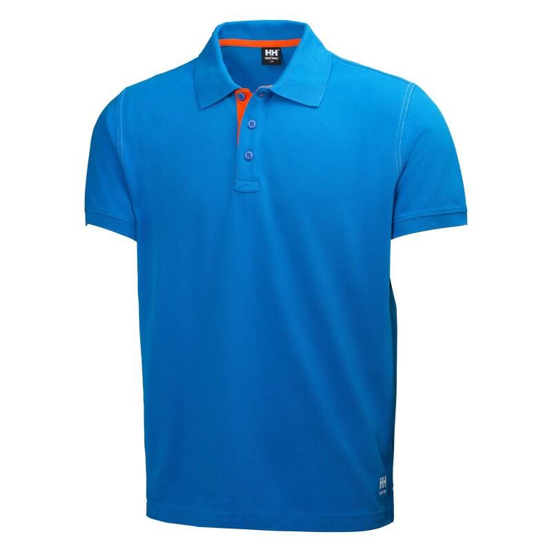 Polo krekls Oxford Polo HELLY HANSEN, zils