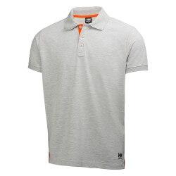 Polo krekls Oxford Polo HELLY HANSEN, pelēks