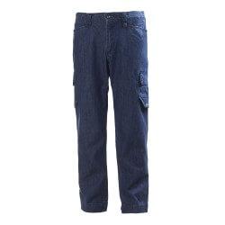 Bikses Durham Jeans HELLY HANSEN, zilas