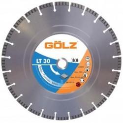 Dimanta disks betonam Ø350mm GOLZ LT30