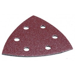 Trijstūra slīpēšanas papīrs G60 krāsām (10 gab.) MAKITA