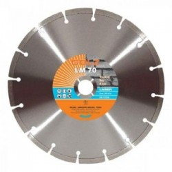 Dimanta disks abrazīviem GOLZ LM70, 115 mm