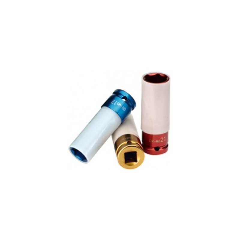 17 mm trieciena muciņa ar plastmasas aizsargu 1/2 RODCRAFT
