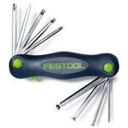 Daudzfunkcionāla atslēga Toolie FESTOOL