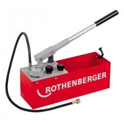 Hidrauliskās testēšanas pumpis ROTHENBERGER RP 50-S