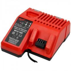 Vairāku spriegumu akumulatoru lādētājs MILWAUKEE M12-18 C