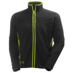 Jaka HELLY HANSEN Magni Fleece Jacket, melna