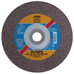 Griešanas disks PFERD EHT125-1.0 A60 L PSF-INOX
