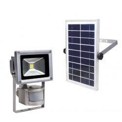 Prožektors ar saules bateriju AS-SCHWABE LED 10W