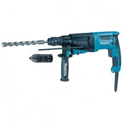 Perforators SDS-PLUS 800 W 2,4J + maināma patrona MAKITA