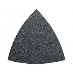 Trijstūra formas slīpēšanas papīrs K180 FEIN