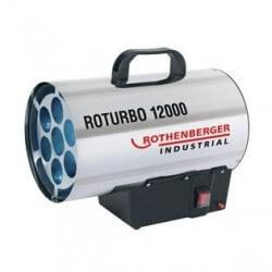 Gāzes sildītājs 12,0 kW ROTHENBERGER Roturbo 12000