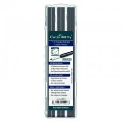 Serdes zīmēšanai uz slapjas koksnes PICA Anline 2.0 BIG Dry zīmulim, 12 gab.