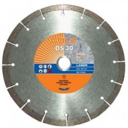 Universāls dimanta disks GOLZ DS30 230x22,2 mm
