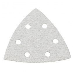 Trijstūra formas slīpēšanas papīrs krāsām, 10 gab. MAKITA K80