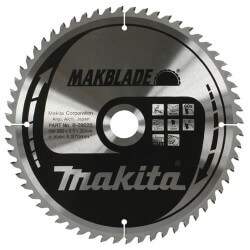 Koka zāģripa MAKITA 260x30x2,3mm 80T 5°