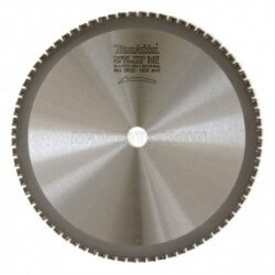 Nerūsējošā tērauda zāģripa MAKITA 305x25,4x2,3mm 76T