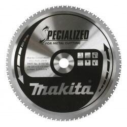 Metāla zāģripa MAKITA 305x25,4x2,3mm 78T