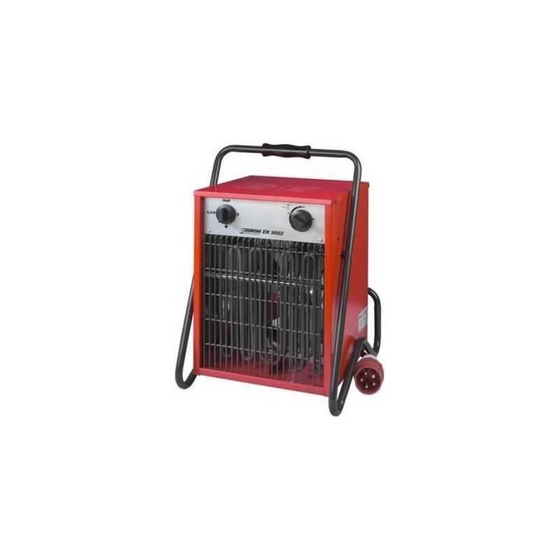 Elektriskais gaisa sildītājs EUROMAC