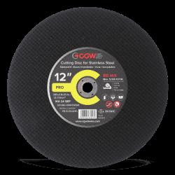 Griešanas disks CGW SBF INOX CHOP 356x3,2x25,4 WA30