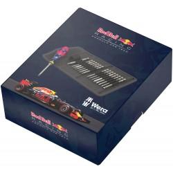 Red Bull Racing skrūvgrieža uzgaļi ar rokturi WERA KK60 (17 daļu)