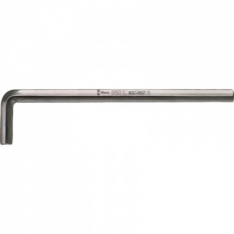 Seškantes atslēga WERA 950 L Hex-Plus