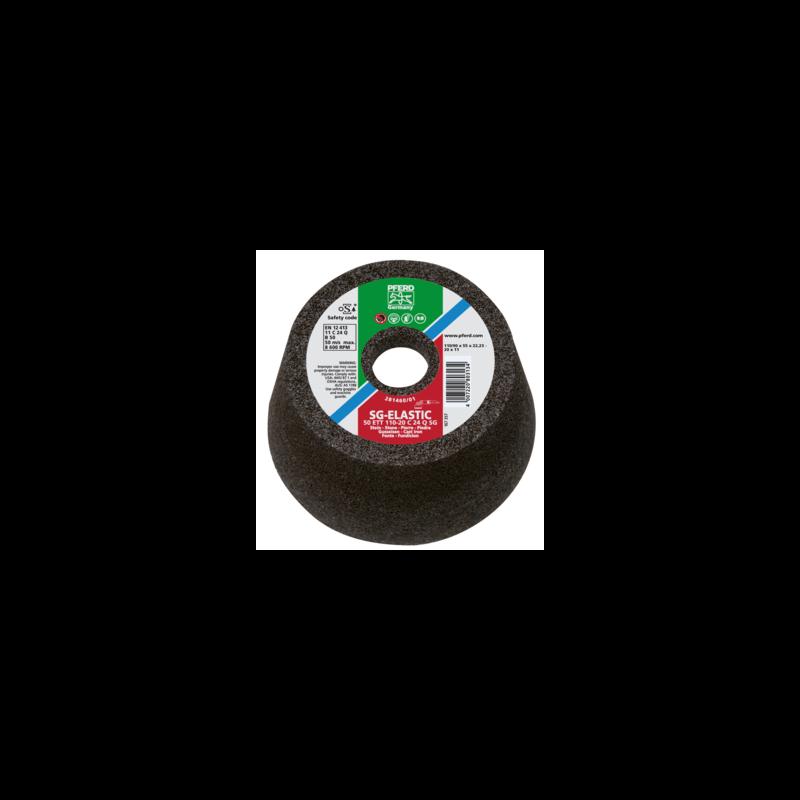 Metalo šlifavimo taurė PFERD ETT110-20C60Q SG