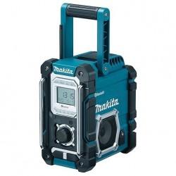 Radio uztvērējs ar Bluetooth MAKITA DMR108