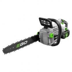Akumulatora ķēdes zāģis EGO CS1401E ar piederumiem, 35 cm