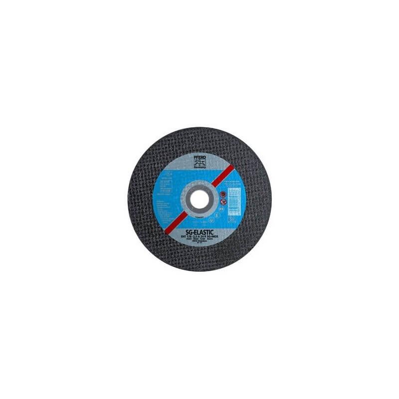 Nerūsējošā tērauda griešanas disks Ø230x2,0x22,23 mm EHT A46 Q SG-INOX PFERD