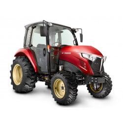 Traktors ar kabīni YANMAR YT347
