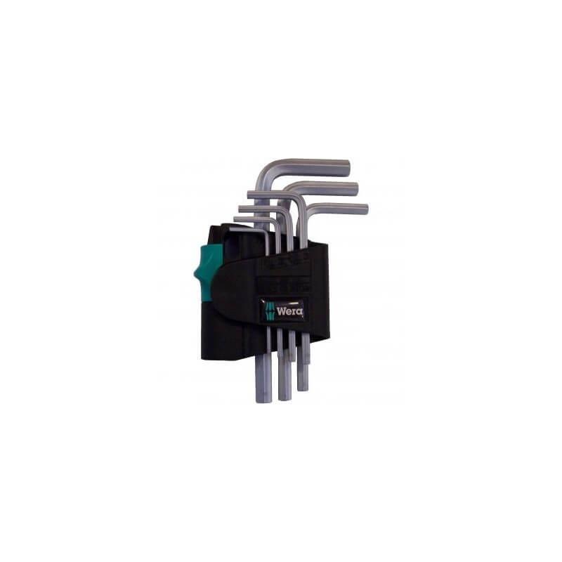 Seškantes atslēgu komplekts 950/7 SM N WERA