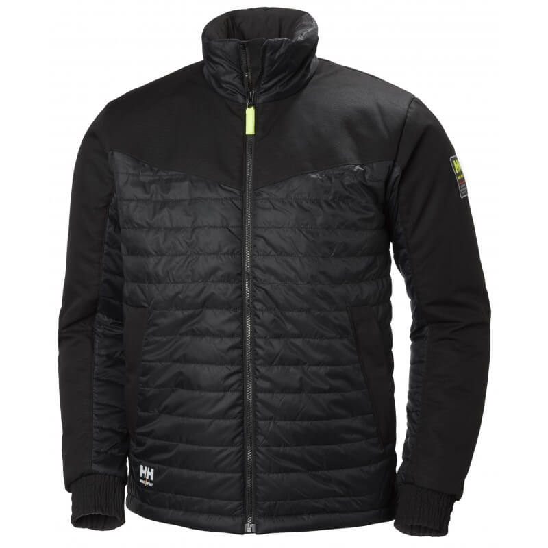 Jaka HELLY HANSEN Aker insulated, melna