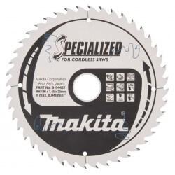Pjovimo diskas MAKITA HM 190x30x1,45mm, 44T 23°