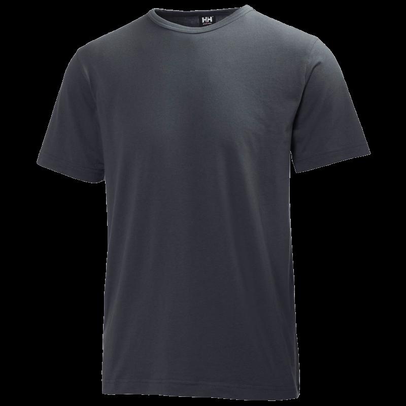 T krekls HELLY HANSEN Manchester, tumši pelēks