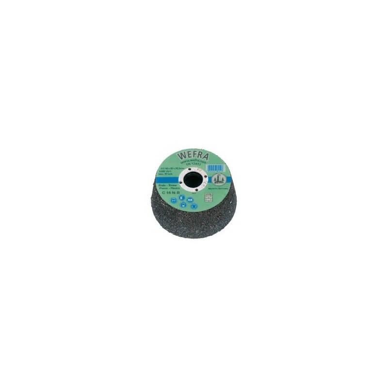 Slīpēšanas kauss akmenim 110/90*55*22 mm WEFRA