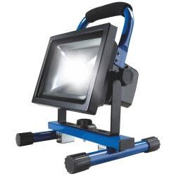 Akumulatora LED prožektors AS-SCHWABE