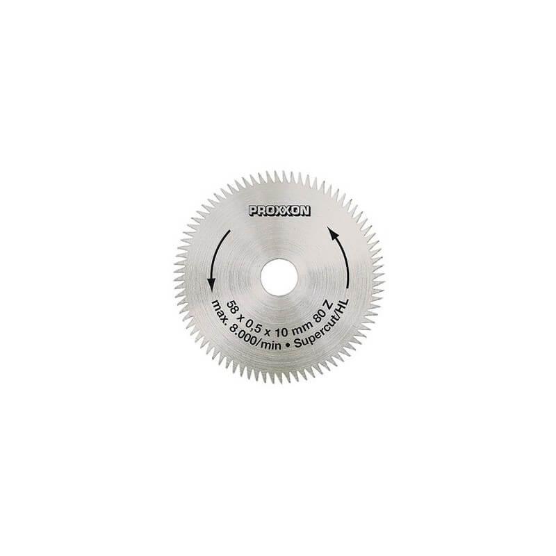 Griešanas disks PROXXON Super Cut